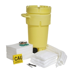 Oil-Only 50-Gallon Wheeled Spill Kit