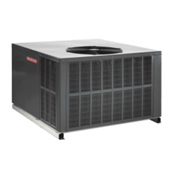 5 Ton 16 Seer Goodman 140,000 Btu 81% Afue Gas Package Air Conditioner