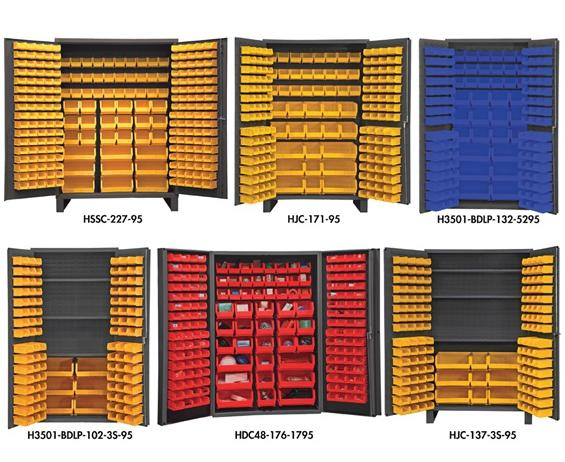 Durham Manufacturing Industrial Storage Products Shelving