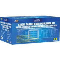 GDIKS ADO 7 Ft. Or 8 Ft. Single Garage Door Insulation Kit GDIKS, ADO Single Garage Door Insulation Kit