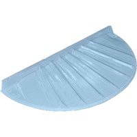 4822C MacCourt Circular Low Profile Window Well/Area Wall Cover 4822C, 4822C Circular Low Profile Window Well Cover