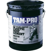 30001230 Tamko Wet Surface Roof Cement 30001230, Tamko Wet Surface Roof Cement - 4.75 Gallon