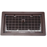 500BR Witten Manual Foundation Vent with Damper foundation vent