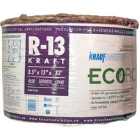 KR94E Guardian Knauf Standard Kraft Faced Roll Fiberglass Insulation fiberglass insulation