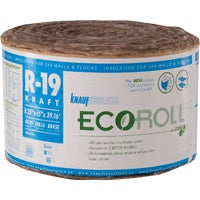 KR45E Guardian Knauf Standard Kraft Faced Roll Fiberglass Insulation fiberglass insulation