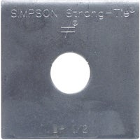 BP1 Simpson Strong-Tie Bearing Plate bearing plate