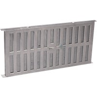 FA109000 Air Vent Aluminum Manual Foundation Vent with Adjustable Sliding Damper foundation vent