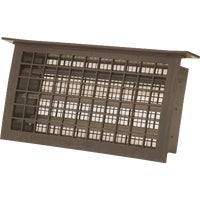 304LBR Witten Automatic Foundation Ventilator with Lentil foundation vent