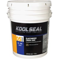 KS0063000-20 Kool Seal 5-Year Acrylic Elastomeric Roof Coating KS0063000-20, Acrylic Elastomeric Roof Coating
