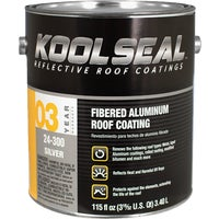 KS0024300-16 Kool Seal Good Quality Aluminum Roof Coating KS0024300-16, Good Quality Aluminum Roof Coating