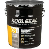 KS0024300-20 Kool Seal Good Quality Aluminum Roof Coating KS0024300-20, Good Quality Aluminum Roof Coating