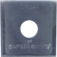 BP3/4 Simpson Strong-Tie Bearing Plate bearing plate