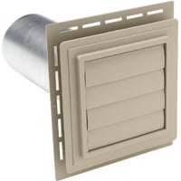 EXVENT A7 Ply Gem Louvered Exhaust Vent utility vents