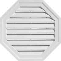 "OCTGV18 PW 18"" Octagon Gable Vent OCTGV18 PW, 18"" Octagon Gable Vent"
