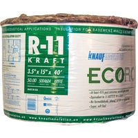 KR91TAK Guardian Knauf Greenguard Kraft Faced Roll Fiberglass Insulation fiberglass insulation