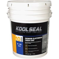 KS0063600-20 Kool Seal Premium 10-Year White Elastomeric Roof Coating KS0063600-20, Premium White Elastomeric Roof Coating