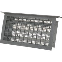 304LGR Witten Automatic Foundation Ventilator with Lentil foundation vent
