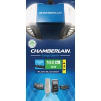B510 Chamberlain Quiet & Strong Belt Drive Garage Door Opener With MED Lifting Power WD832KEV, Chamberlain Whisper Drive Garage Door Belt Drive Opener