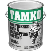 30001641 Tamko Non-Fibered Roof And Foundation Coating 30001641, Tamko Nonfibered Roof And Foundation Coating - 1 GL