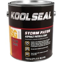 KS0081100-16 Kool Seal Storm Patch UV-Resistant Black Patch & Coat KS0081100-16, KS0081100-16 UV-Resistant Black Patch & Coat