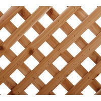 L3130 Real Wood Products Heavy-Duty Privacy Cedar Lattice Panel lattice panel