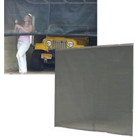 DS83938 Snavely Instant Screen Garage Door Retractable Screen retractable screen