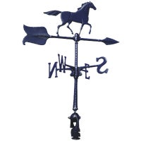 WV3-A-74SR-BKND Horse Weathervane horse vane weather weathervane