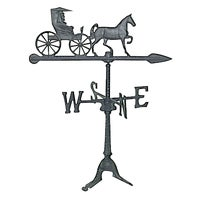 WV3-A-73SR-BKND Country Doctor Weathervane vane weather