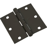 N830203 National Square Door Hinge 1-Pack door hinge