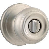GA331 P15 MS 4LR1 Weiser Phoenix Bed & Bath Knob GA331 P15, Phoenix Privacy Knob Lockset