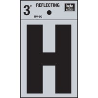 RV-50H Hy-Ko 3 In. Reflective Letters adhesive letter