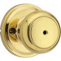 GA331 T3 MS 4LR1 Weiser Troy Bed & Bath Knob GA331 T3, Troy Privacy Knob Lockset