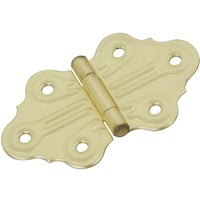 N135301 National Ornamental Cabinet Hinge decorative hinge ornamental