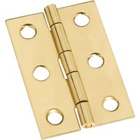 N211375 National Medium Decorative Hinge N211375, Broad Hinge