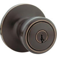 5762ORB-ET CP Steel Pro Tulip Style Entry Knob 5762ORB-ET CP, Steel Pro Consumer Clear Pack Tulip Entry Lockset