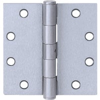 HG100324 Tell Commercial Stainless Steel Square Plain Bearing Hinge