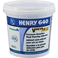 13456 Pressure-Sensitive Vinyl Floor Adhesive