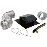 RVK1A Broan-Nutone Exhaust Fan Roof Vent Kit kit vent