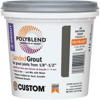 PBG3821-4 Custom Building Products Polyblend Sanded Tile Grout grout tile