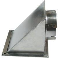 110166 Builders Best Dryer Eave & Soffit Vent 110166, Dryer Eave Vent