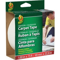 286372 Duck Indoor/Outdoor Carpet Tape Duck Indoor/Outdoor Carpet Tape