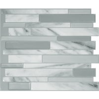 SM1060-6 Smart Tiles Original Peel & Stick Backsplash