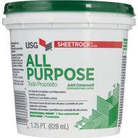 380270 Sheetrock Pre-Mixed All-Purpose Drywall Joint Compound 380270, Sheetrock 1.75 Pt. Pre-Mixed All-Purpose Drywall Joint Compound
