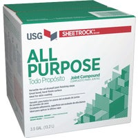 380122 Sheetrock Pre-Mixed All-Purpose Drywall Joint Compound 380122, Sheetrock Ready-Mixed All-Purpose Drywall Joint Compound