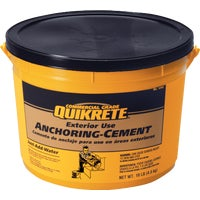 1245-11 Quikrete Exterior Use Anchoring Cement cement hydraulic