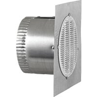 142 Lambro Mini Eave & Soffit Vent 142, Bathroom Fan Eave Vent