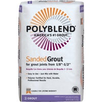PBG15625 Custom Building Products Polyblend Sanded Tile Grout grout tile