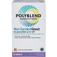 PBG18510 Custom Building Products Polyblend Non-Sanded Tile Grout grout tile