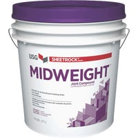 380417-048 Sheetrock Midweight Pre-Mixed All-Purpose Drywall Joint Compound 380417-048, Sheetrock Midweight All-Purpose Drywall Joint Compound
