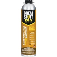 343087 GREAT STUFF PRO Wall And Floor Adhesive adhesive subfloor